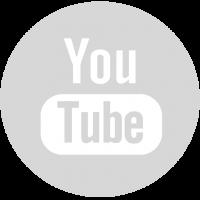 logo 2 youtube gris rond plein