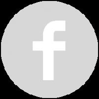 logo 3 facebook gris rond plein